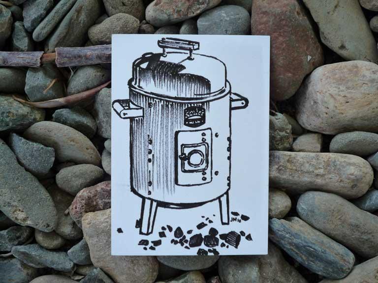 Smoker sketch