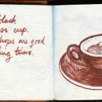 Teeny espresso cup
