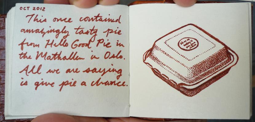 Hello Good Pie!