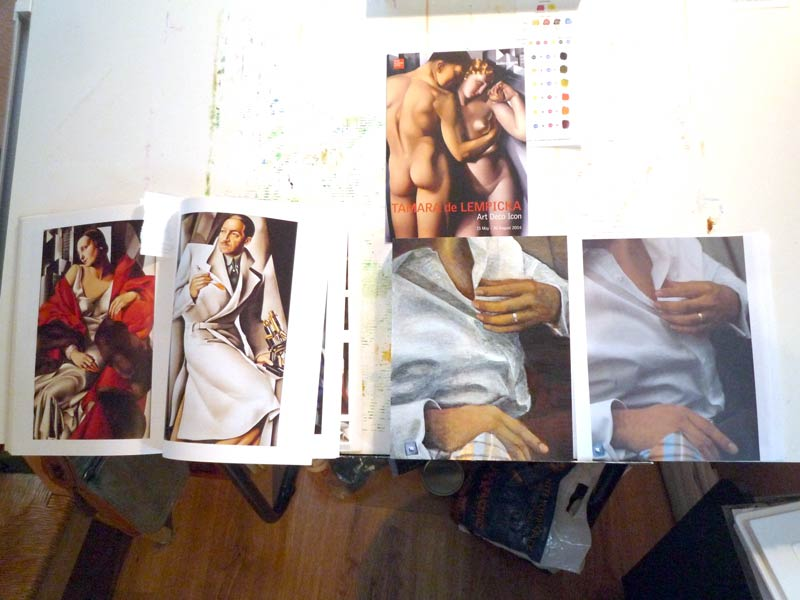 Lempicka references