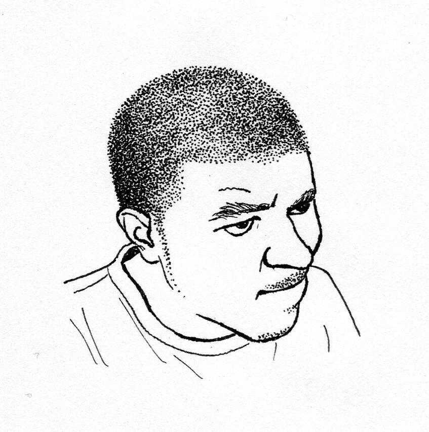 Inktober '14: Michael