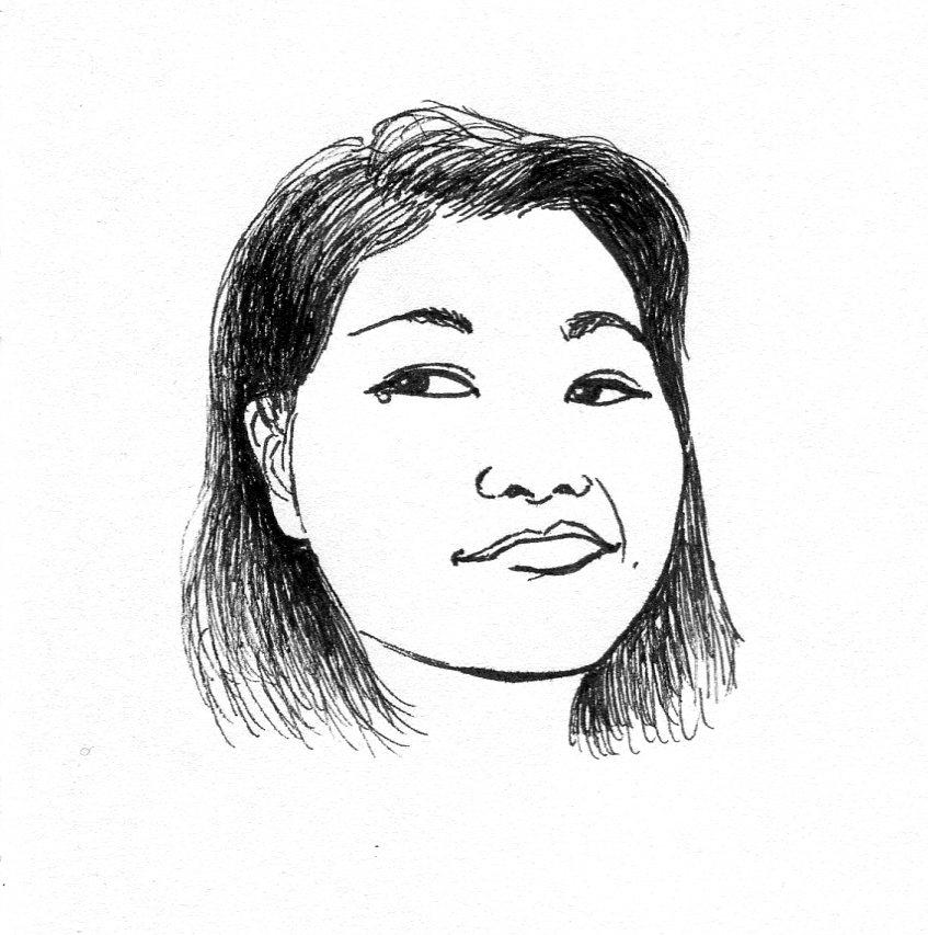 Inktober '14: Maddie