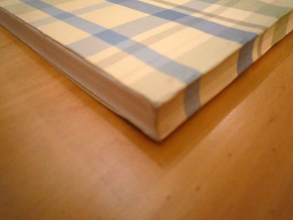 Paperback perfect binding