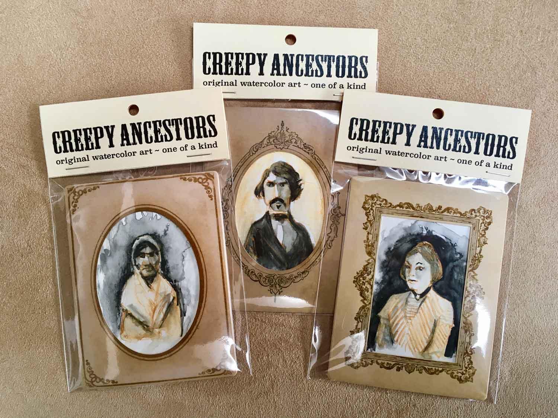 Creepy Ancestors