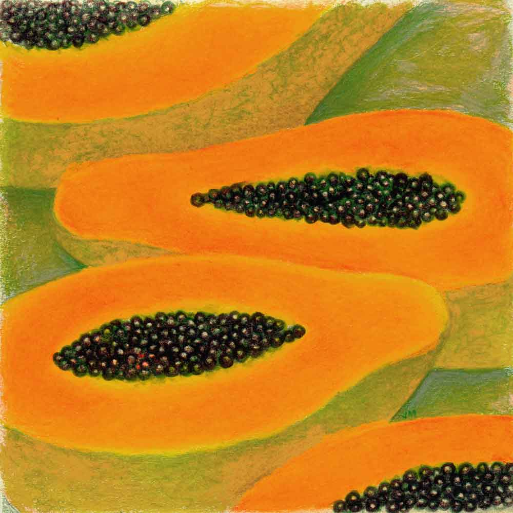 Harvest: Papayas