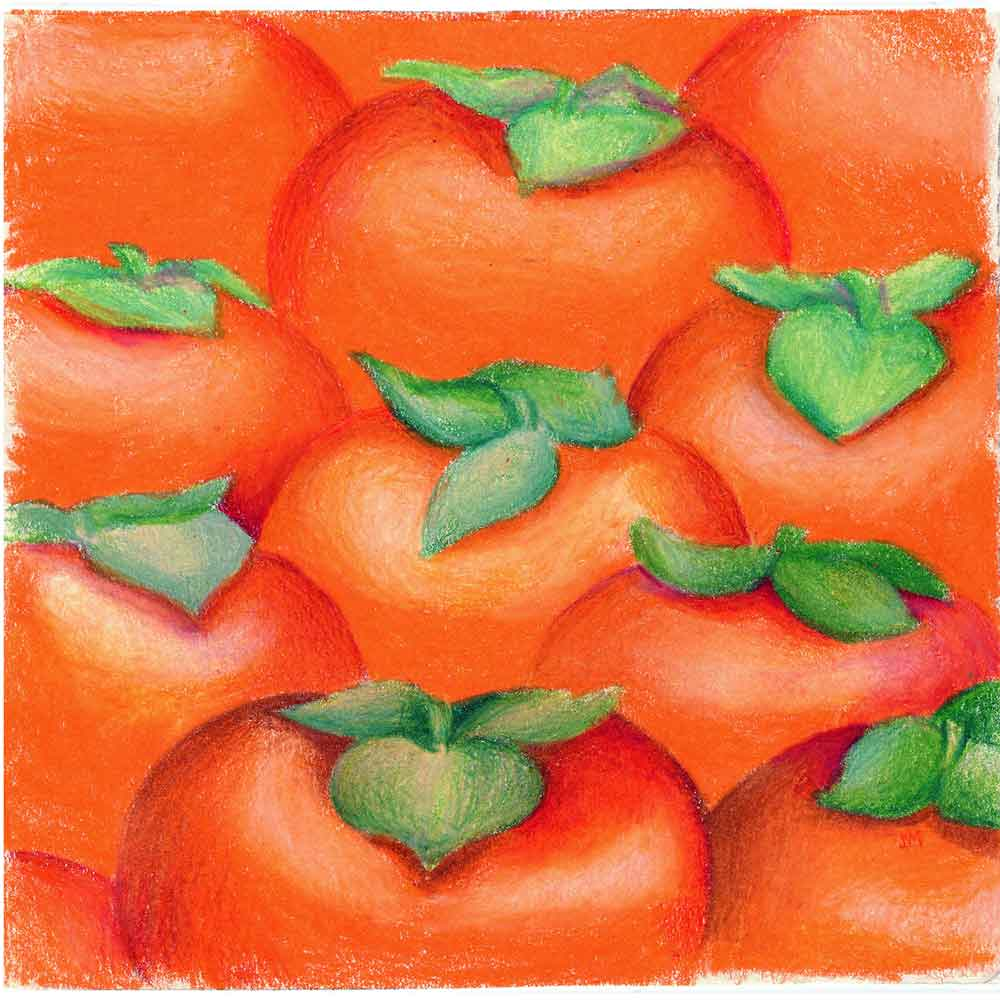 Harvest: Persimmons