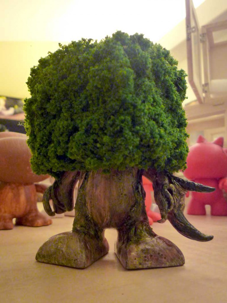 Little topiary guy