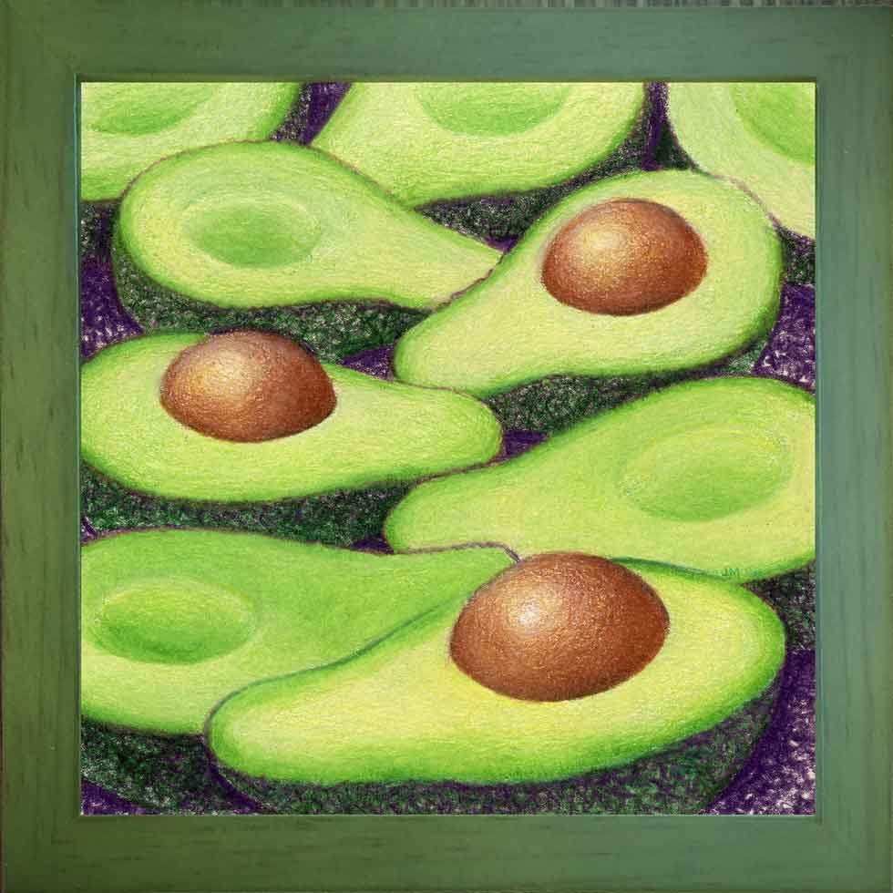 Harvest: Avocados