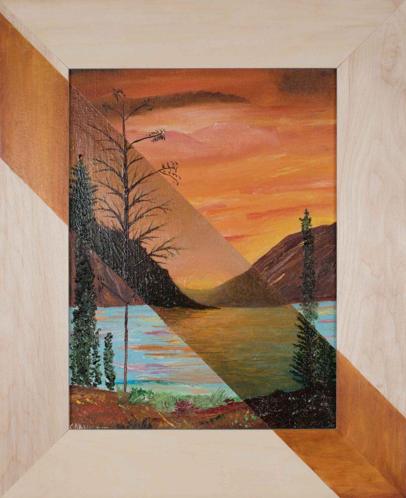 Lake Sunset \ Chausett