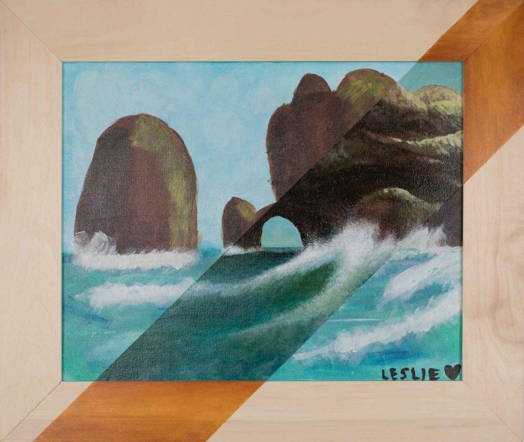 Ocean Arches / Leslie