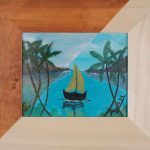 Tropical Sailboat / Annie M