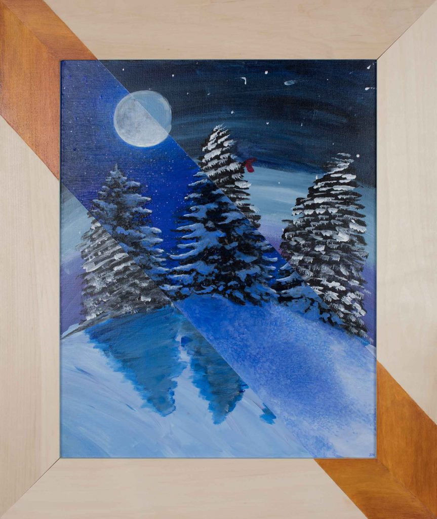 Winter Forest \ Anonymous
