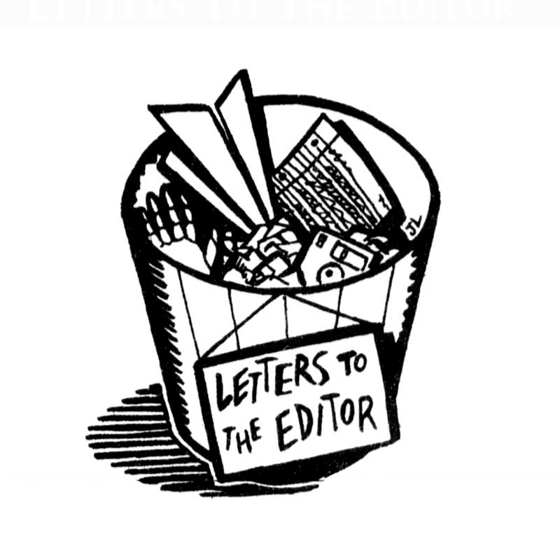 Letters to the Editor (Trashcan)