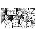 Cartoon about Dan Quayle