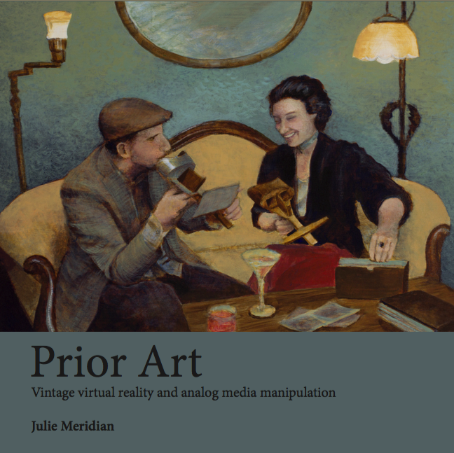 Prior Art (signed book) • 53 pages, full color 8″ x 8″ ($25)