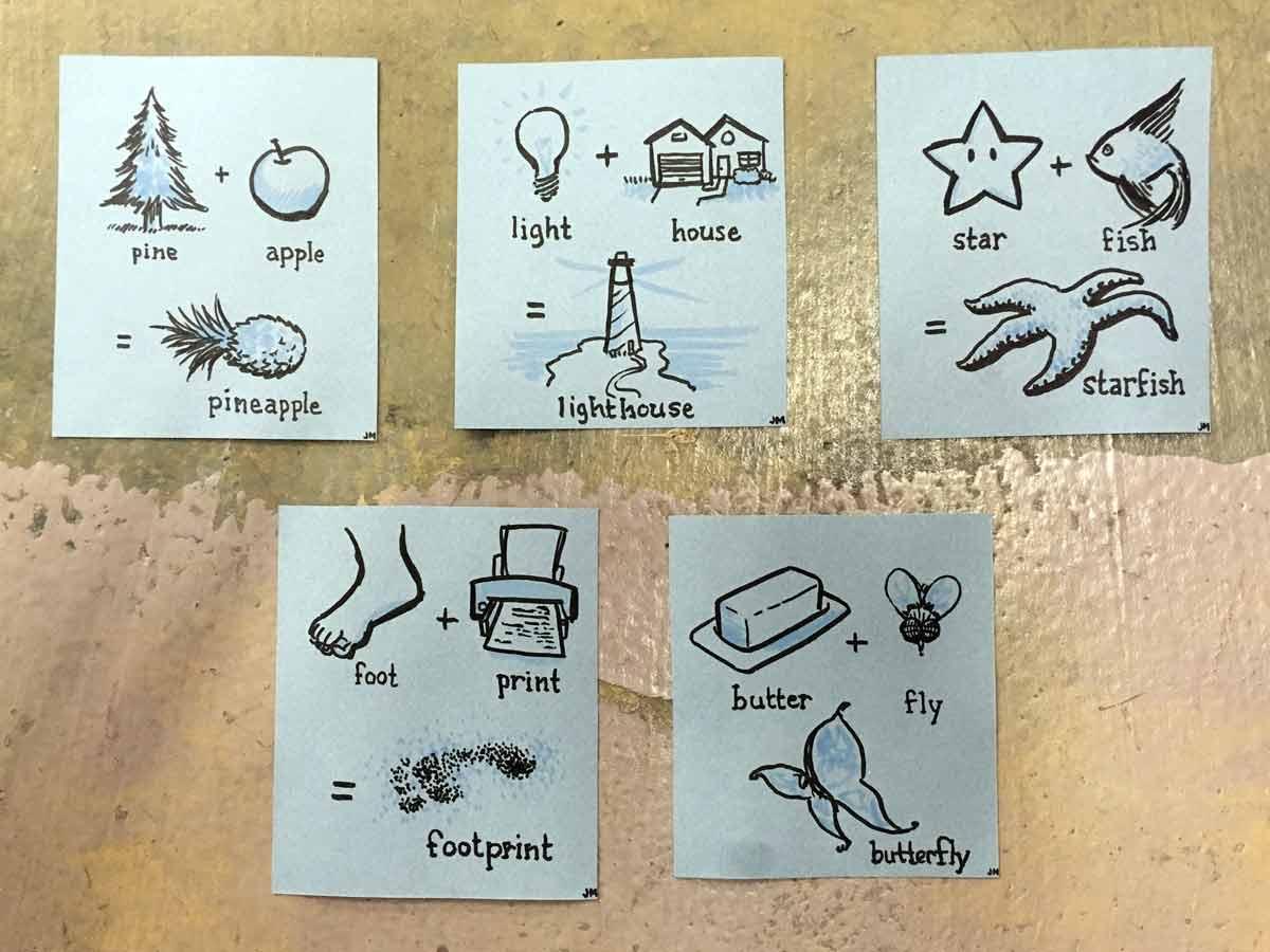 Rebus sketches